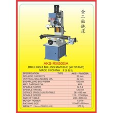 ALAT ALAT MESIN Drilling & Milling With Stand RM50GA