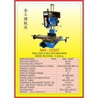 ALAT ALAT MESIN Drilling & Milling CZ32T 1
