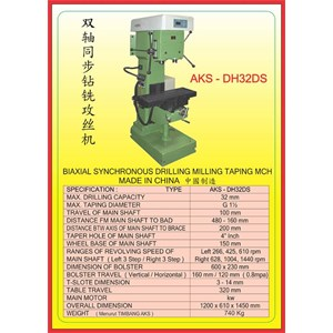 ALAT ALAT MESIN Drilling & Milling DH32DS