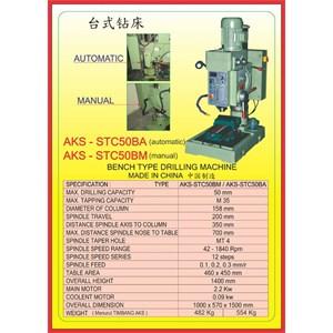 ALAT ALAT MESIN Drilling & Milling STC50BA