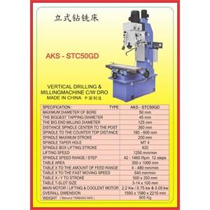 ALAT ALAT MESIN Drilling & Milling STC50GD