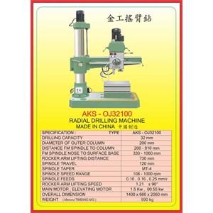 ALAT ALAT MESIN Radial Drilling Machine OJ32100