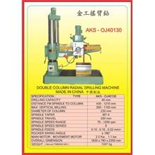 ALAT ALAT MESIN Radial Drilling Machine OJ40130