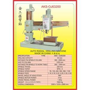 ALAT ALAT MESIN Radial Drilling Machine OJ63200