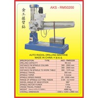 ALAT ALAT MESIN Radial Drilling Machine RM50200 1