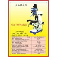 ALAT ALAT MESIN Universal Drilling & Milling RM7550CW 1