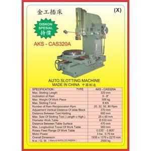 ALAT ALAT MESIN Slotting Machine CAS320A