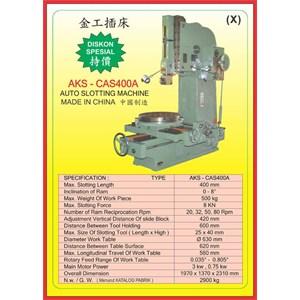 ALAT ALAT MESIN Slotting Machine CAS400A