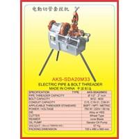 MESIN PEMOTONG Pipe Cutting & Threading Machine SDA20M33 1