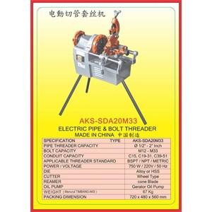 MESIN PEMOTONG Pipe Cutting & Threading Machine SDA20M33