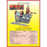 MESIN PEMOTONG Pipe Cutting & Threading Machine SDA0520 1