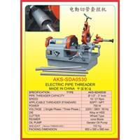 MESIN PEMOTONG Pipe Cutting & Threading Machine SDA0530 1