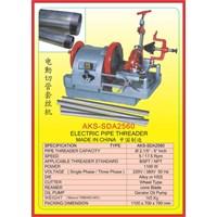 Jual MESIN PEMOTONG Pipe Cutting & Threading Machine SDA2560