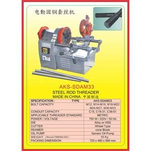 MESIN PEMOTONG Pipe Cutting & Threading Machine SDAM33
