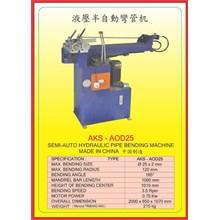 ALAT ALAT MESIN Pipe Bending Machine AOD25