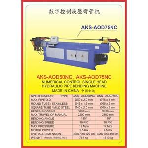 ALAT ALAT MESIN Pipe Bending Machine AOD50NC