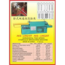ALAT ALAT MESIN Multi Function Metal Shaper Machine LING10T