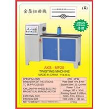 ALAT ALAT MESIN Multi Function Metal Shaper Machine MF20