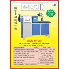 ALAT ALAT MESIN Multi Function Metal Shaper Machine MF30