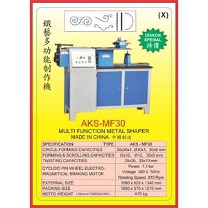 ALAT ALAT MESIN Multi Function Metal Shaper Machine MF30