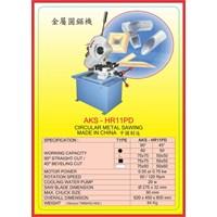 MESIN POTONG BESI Metal Cutting Machine HR11PD 1