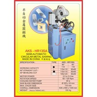 MESIN POTONG BESI Metal Cutting Machine HR13SA 1