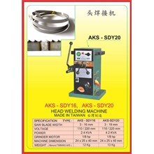 MESIN POTONG BESI Metal Cutting Machine SDY16