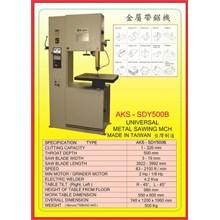 MESIN POTONG BESI Metal Cutting Machine SDY500B