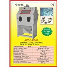 ALAT ALAT MESIN Sand Blasting Machine YK907