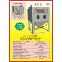 ALAT ALAT MESIN Sand Blasting Machine YK1212 1