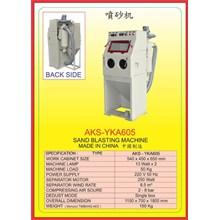 ALAT ALAT MESIN Sand Blasting Machine YKA605
