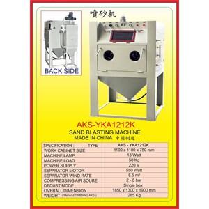 ALAT ALAT MESIN Sand Blasting Machine YKA1212K