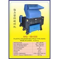Jual MESIN PENCACAH Plastic Crusher SB1000