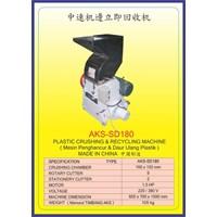Jual MESIN PENCACAH Plastic Crusher SD180