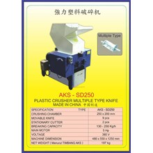 MESIN PENCACAH Plastic Crusher SD250