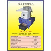Jual MESIN PENCACAH Plastic Crusher SD300