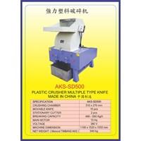 MESIN PENCACAH Plastic Crusher SD500 1