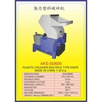 MESIN PENCACAH Plastic Crusher SD600