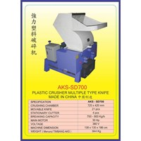 MESIN PENCACAH Plastic Crusher SD700