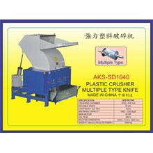 MESIN PENCACAH Plastic Crusher SD1040