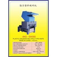 MESIN PENCACAH Plastic Crusher SW300
