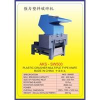 MESIN PENCACAH Plastic Crusher SW500