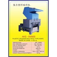 MESIN PENCACAH Plastic Crusher SW600