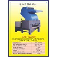 Jual MESIN PENCACAH Plastic Crusher SW700