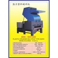 Jual MESIN PENCACAH Plastic Crusher SW1000