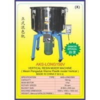 ALAT ALAT MESIN Vertical Resin Mixer LONG150V