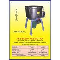 ALAT ALAT MESIN Vertical Resin Mixer SD50V