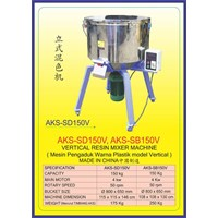 ALAT ALAT MESIN Vertical Resin Mixer SD150V