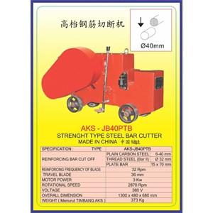 MESIN PEMOTONG BESI Steel bar Cutter JB40PTB