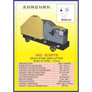 MESIN PEMOTONG BESI Steel bar Cutter SL50PTB